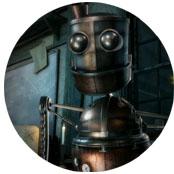 """the """"Powerless"""" hiomemade robot"""