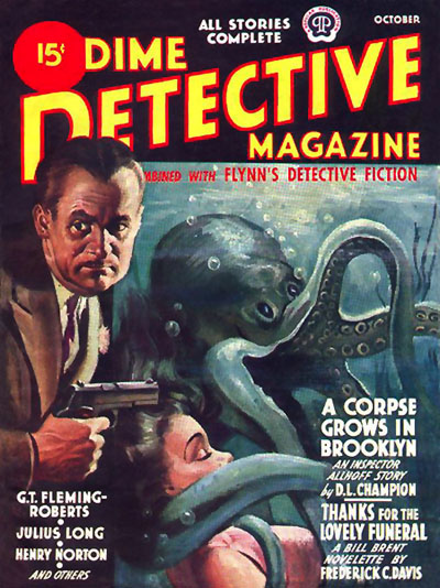 Pulp! Cover! Octopus!