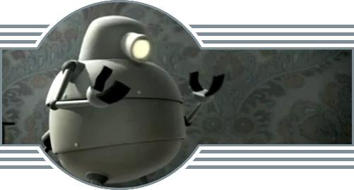 """Reach"" Robot animation"