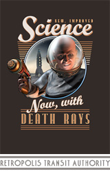 Science: Death Rays