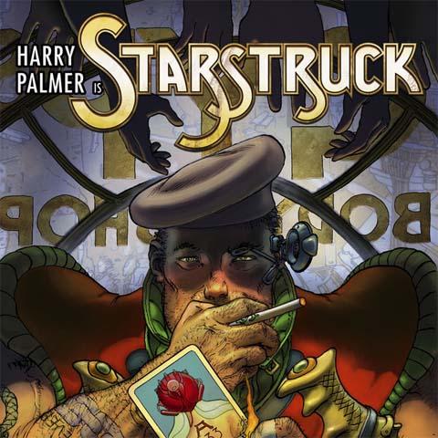 Kaluta & Lee's Starstruck on Kickstarter