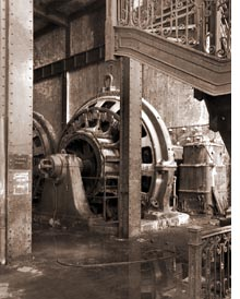 art deco machinery
