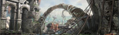 Storybook landscape