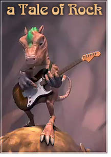 rock and roll dragon