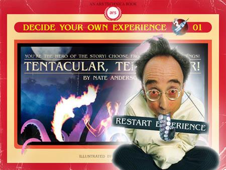 interactive story tentacular, tentacular