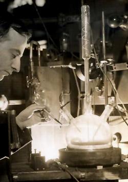Vintage Science Photographs