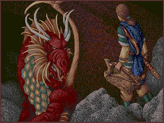 Amiga Dreams: The Dragon