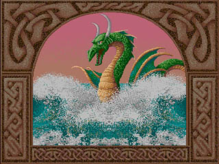 Amiga Dreams: Serpent (1987)