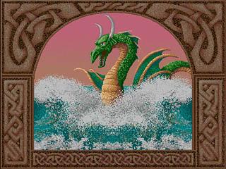 Amiga Dreams: Serpent (1987)