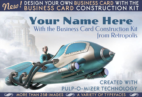 The Business Card Construction Kit