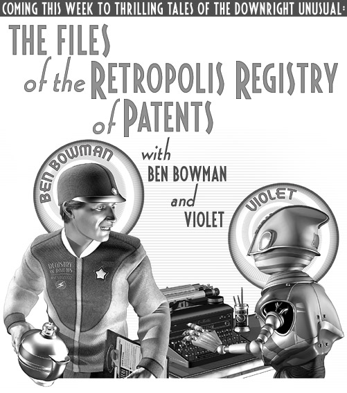 The Files of the Retropolis Registry of Patents