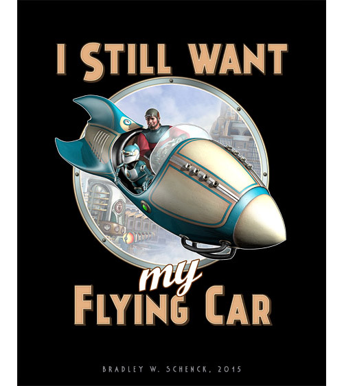 I Still Want My Flying Car
