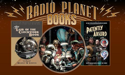 Radio Planet Books
