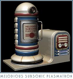 Melodious Subsonic Plasmatron