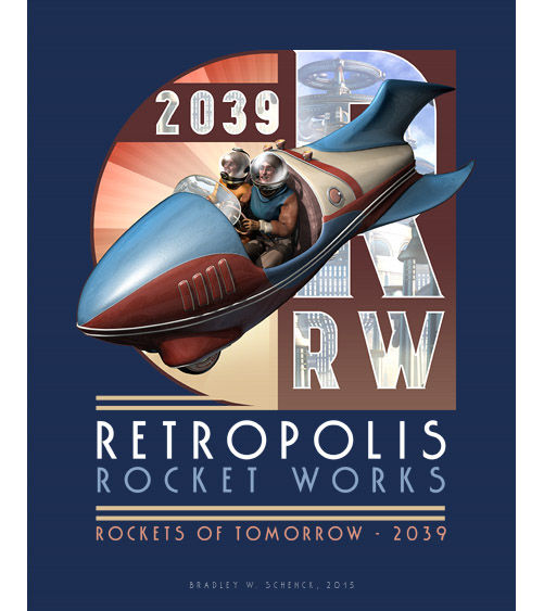 Retropolis Rocket Works