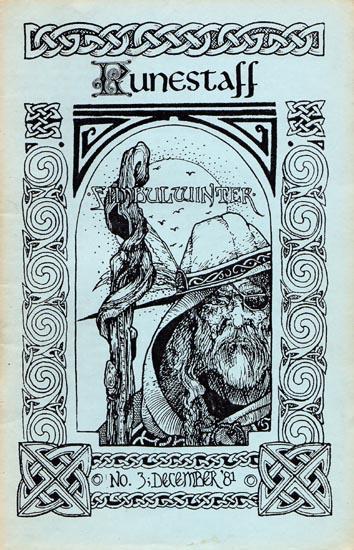 Runestaff cover for #3