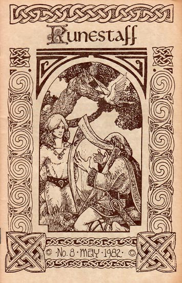 Runestaff cover for #8