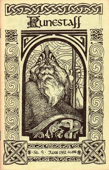 Runestaff cover for #9