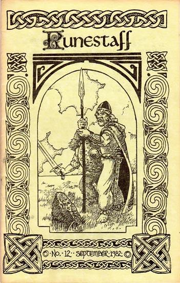 Runestaff cover for #12