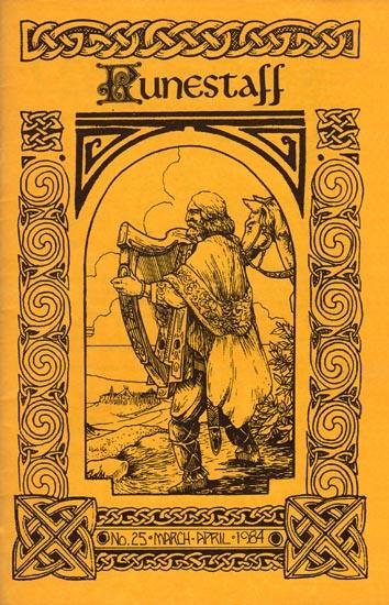 Runestaff cover for #25