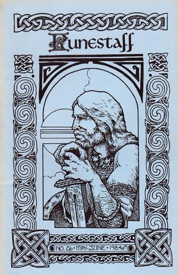 Runestaff cover for #26