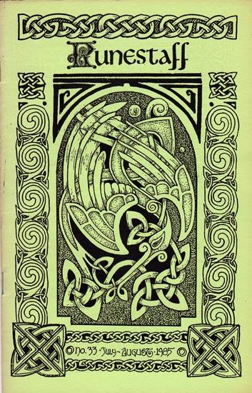 Runestaff cover for #33