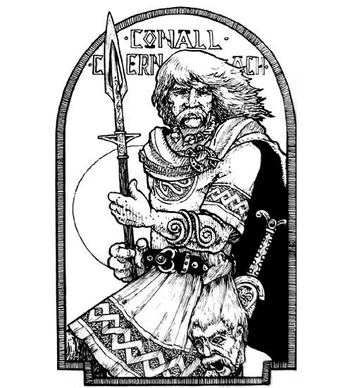 Conal Cernach - Bradley W. Schenck