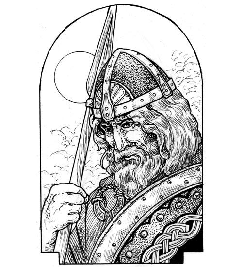 Fergus mac Roy - Bradley W. Schenck