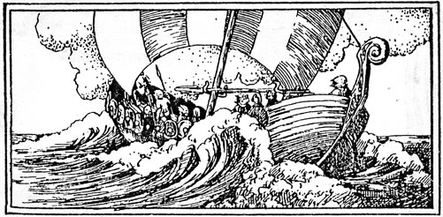 Viking Knorr - Bradley W. Schenck