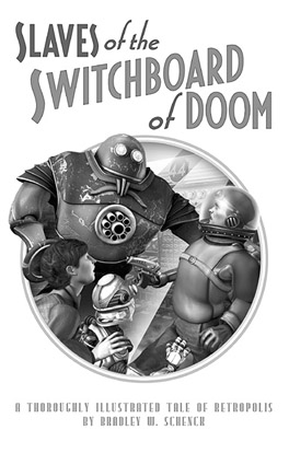 Slaves of the Switchboard of Doom: Title page