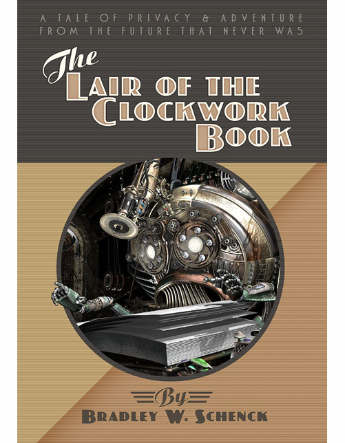 The Lair of the Clockwork Book, eBook edition