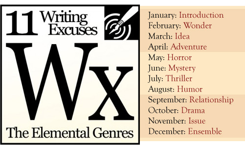 Writing Excuses - Season 11