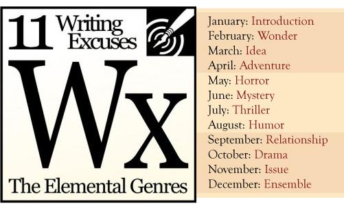 Writing Excuses - Season 11