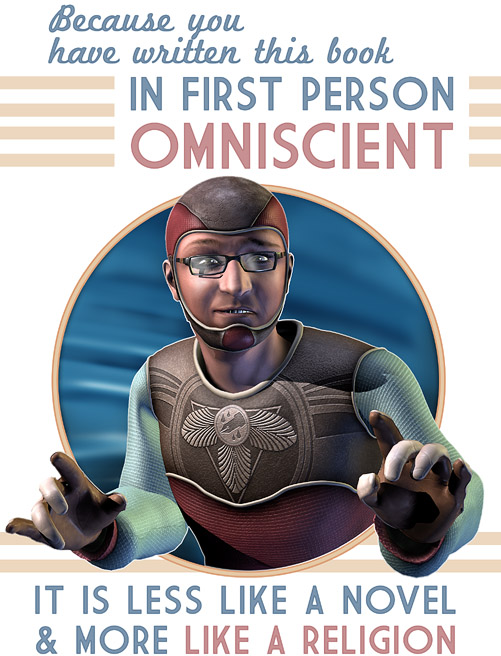 The Imaginary Editor: First Person Omniscient
