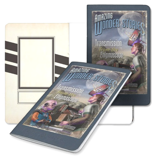 New Memo notebooks fo rthe Pulp-O-Mizer
