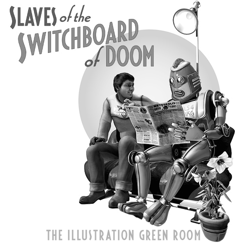 Slaves of the Switchboard of Doom: Characters in the Green Room
