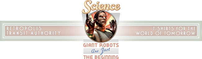 Science: Giant Robots!
