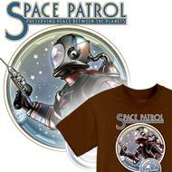 Space Patrol T-Shirts